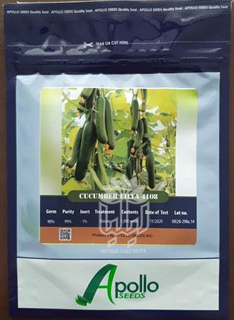 بذر خیار گلخانه ای پر گل